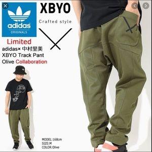 Adidas Originals XBYO Collaboration Track Pants